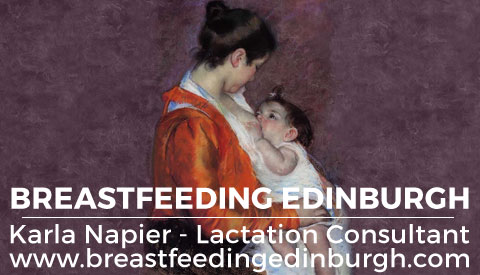 Breastfeeding Edinburgh