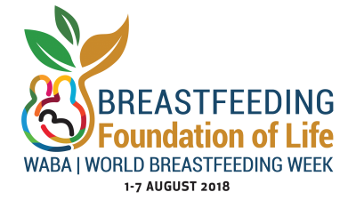 World Breastfeeding Week 2018 Lcgb